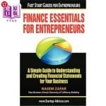 【中商海外直订】Finance Essentials for Entrepreneurs