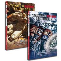变形金刚/内战1+2套装/TRANS FORMERS/WAR WITHIN VOLUME 1+2/漫画/擎天柱/塞伯坦