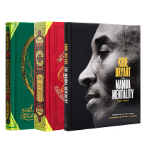 【中商原版】科比系列套装3册 英文原版 曼巴精神科比自传+巫兹纳德系列1+2 Kobe Bryant