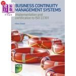 【中商海外直订】Business Continuity Management Systems: Implementat