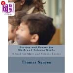 【中商海外直订】Stories and Poems for Math and Science Nerds: A boo