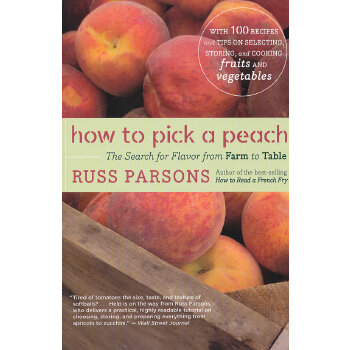 How to Pick a Peach(ISBN=9780547053806) 英文原版