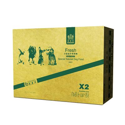 【每满199-50】耐威克狗粮 小型犬专用狗粮 成犬狗粮5KG全国包邮(新疆、西藏地区除外) 领券下单最高再省30元