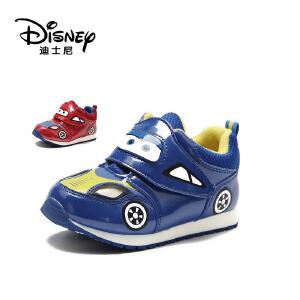 【达芙妮集团】迪士尼 冬季防滑舒适男童卡通小汽车童鞋