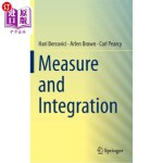 【中商海外直订】Measure and Integration