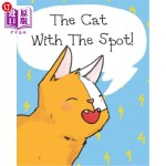 【中商海外直订】The Cat with the Spot!