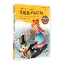 爱丽丝梦游奇境  小学生新课标必读经典文库 我阅注音美绘版 上海大学出版社