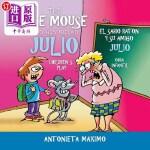 【中商海外直订】The Wise Mouse and His Friend Julio/El Sabio Ratón