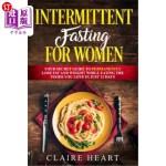【中商海外直订】Intermittent fasting: Your secret guide to permanen