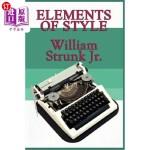 【中商海外直订】Elements of Style