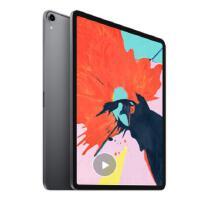 Apple iPad Pro 12.9英寸平板电脑 2018年新款(256G WLAN版/全面屏/A12X芯片/Fac