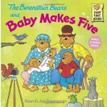 The Berenstain Bears and Baby Makes Five( 货号:9780679889601)