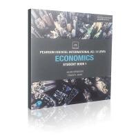 培生爱德思考试教材 Pearson Edexcel International A Level Economics Student Book 1 学生用书