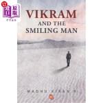 【中商海外直订】Vikram and the Smiling Man