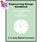 【中商海外直订】Engineering Design Handbook: Timing Systems and Com