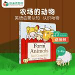 凯迪克图书 FARM ANIMALS
