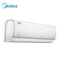 美的(Midea)空调 大1p匹 变频静音挂机家用 冷暖调节 卧室壁挂式智能控制KFR-26GW/WDBN8A3@智弧