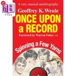 【中商海外直订】Once Upon a Record: A Very Musical Autobiography