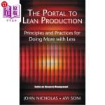 【中商海外直订】The Portal to Lean Production: Principles and Pract