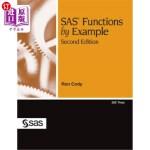 【中商海外直订】SAS Functions by Example, Second Edition (Hardcover