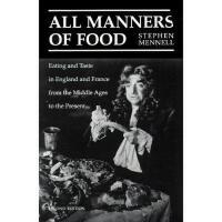 【预订】All Manners of Food