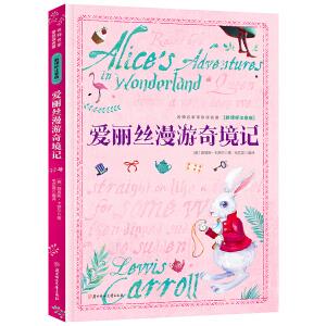 爱丽丝漫游奇境记 注音版名师名家读名著