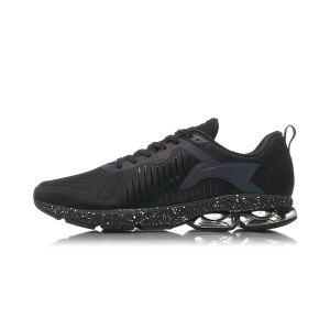 李宁LINING男鞋跑步鞋气垫弧反光秋冬新款运动鞋ARHM099-2