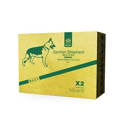 耐威克宠物狗主粮 德牧狗粮 专用狗粮成犬5KG/箱全国包邮 满199-20