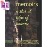 【中商海外直订】A star at edge of universe: memoirs