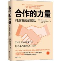 合作的力量 打造高效能团队 浙江大学出版社