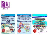【中商原版】新加坡教辅小学高年级英语综合强化训练套装Intensive Practice三册 完型填空 语法 拼写 句型
