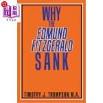 【中商海外直订】Why the Edmund Fitzgerald Sank
