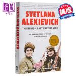 【中商原版】阿列克谢耶维奇:我是女兵,也是女人 英文原版 The Unwomanly Face of War Svet