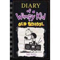 Diary of a Wimpy Kid: Old School [Hardcover]小屁孩日记#10(美国版,精装