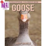 【中商海外直订】Goose! an Educational Children's Book about Goose w