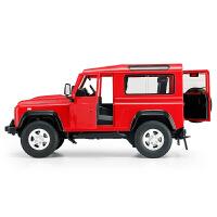 儿童遥控玩具车模1:14路虎卫士遥控越野汽车充电电动遥控车