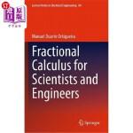 【中商海外直订】Fractional Calculus for Scientists and Engineers