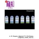 【中商海外直订】Draysonia