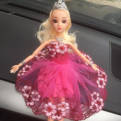 芭比娃娃单个12个关节 3D真眼换装娃娃套装12关节芭比单个洋娃娃芭比衣服