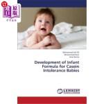 【中商海外直订】Development of Infant Formula for Casein Intoleranc