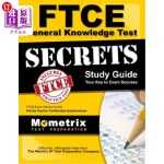 【中商海外直订】FTCE General Knowledge Test Secrets Study Guide: FT