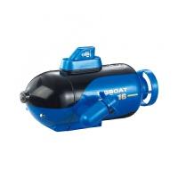 六一儿童节礼物迷你遥控潜水艇玩具遥控无线潜水艇模型男孩充电玩具带灯光遥控船核潜艇玩水下玩具锂电