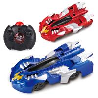 男孩爬墙车电动可充电赛车3吸墙6儿童玩具车上墙10岁遥控汽车玩具