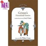 【中商海外直订】Grimm's Household Stories