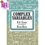 【中商海外直订】Complex Variables