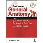 【预订】Textbook of General Anatomy with Systemic Anatomy, Radi