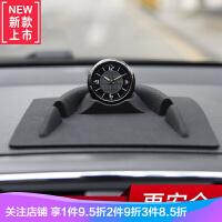 车载手机架汽车导航支架撑车上用仪表台时钟摆件通用多功能垫