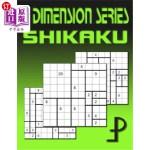 【中商海外直订】9 Dimension Series: Shikaku