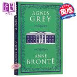 【中商原版】安妮・勃朗特:艾格妮丝・格雷 英文原版 Alma Classics: Agnes Grey 欧洲经典文学