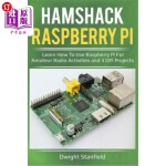 【中商海外直订】Hamshack Raspberry Pi: Learn How to Use Raspberry P